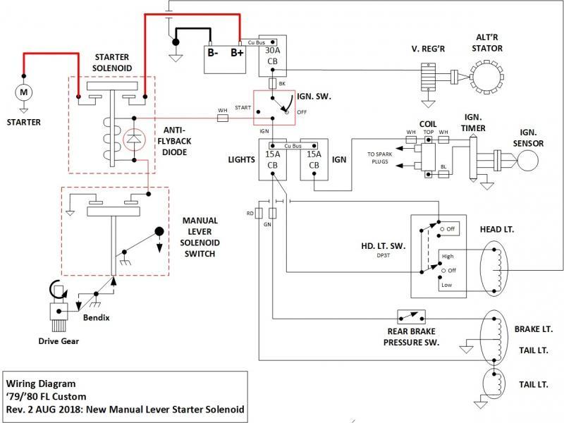 Shovelhead Starter Relay Wiring Diagram from www.v-twinforum.com