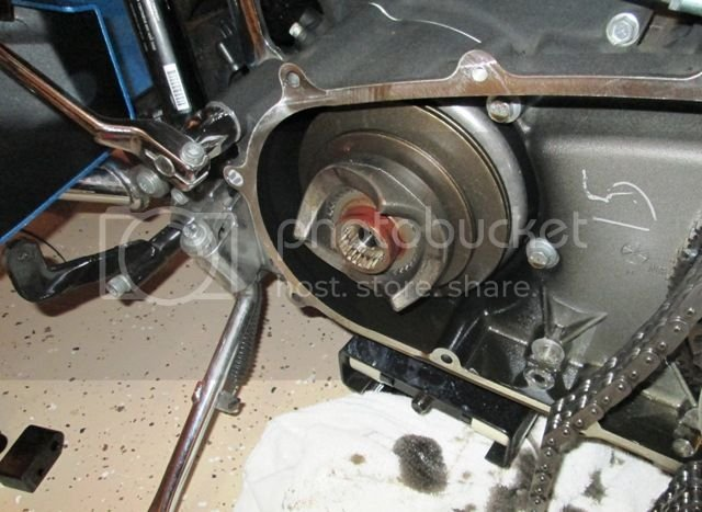 Vibration issues crank, comp or clutch the problem | V-Twin
