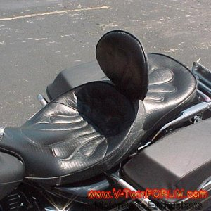 Road Glide Seat