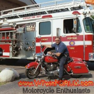 2003 Firefighter Road King