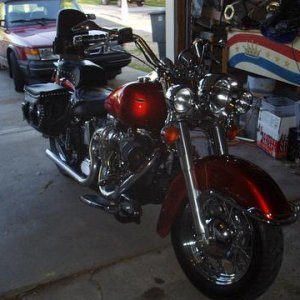 My Turbo Softail