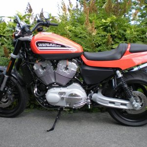 XR 1200 Pearl Orange