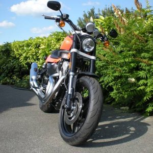 Sportster 12OO Orange