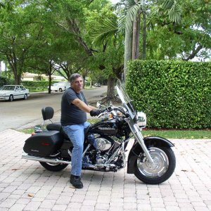 2004 Road King Custom