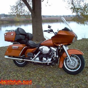 2000 ronze Pearl Roadglide